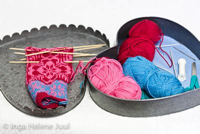 Crochet Hook Hak Pen Gagang Karet arctic strawberries januar 2012