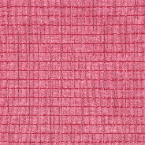 knit fabric pointelle jersey knit mini stripes pink discount