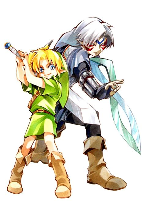the legend of time s menagerie hyrule conquest wiki fandom powered by wikia the legend of majora s mask link and fierce deity legend of