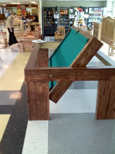 pool table building plans woodworking projects plans