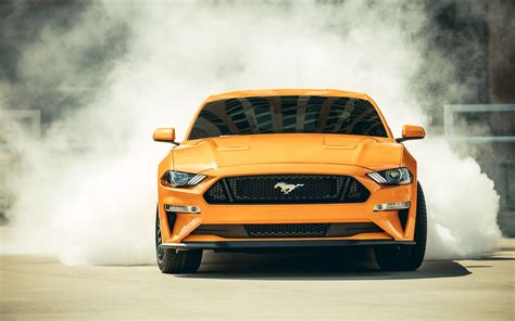 sports car 4k wallpaper 2018 ford mustang gt fastback sports car 4k wallpapers