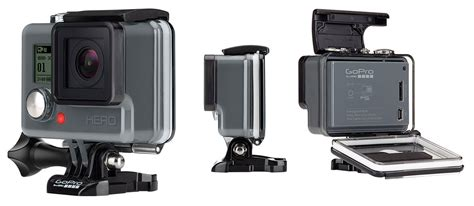 Kamera Gopro Zero 4 gopro 4 black ja silver kehittyneet kamerat
