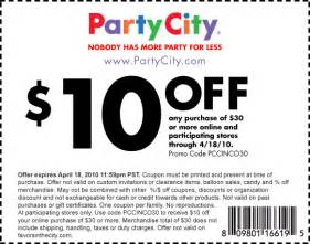 halloween city online coupons party city printable coupon