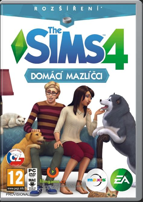 sims 4 cats and dogs release date the sims 4 dogs and cats ep boxart and render