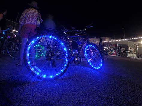 cycling lights for night riding friday night lights free bike ride