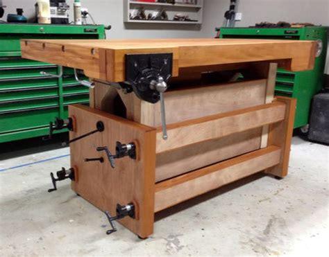 jacks woodworking bench by akbob lumberjocks woodworking