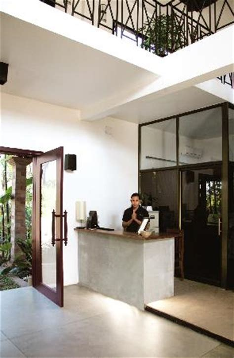 Boutique Reception Desk Hospitality At Reception Desk Picture Of Bunwin Boutique Hotel Siem Reap Tripadvisor