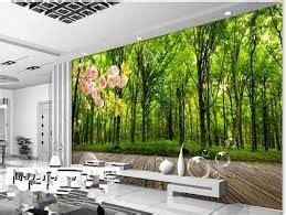 wallpaper dinding rumah alam wallpaper dinding rumah motif pemandangan wallpaper