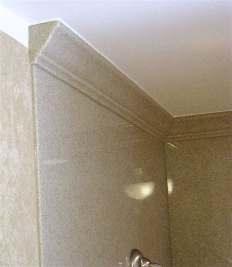 Shower Door Molding by Crown Molding