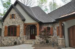 home exterior design with stone i would do natural cedar shakes instead of the green color