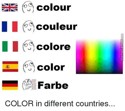 colors meme see colour couleur iip colore color farbe color in
