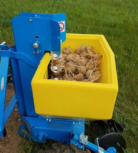 Spedo Potato Planter by Spedo Automatic Potato Planter