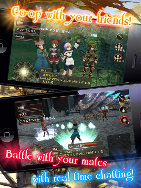cara mod game iruna online rpg iruna online mmorpg android apps on google play
