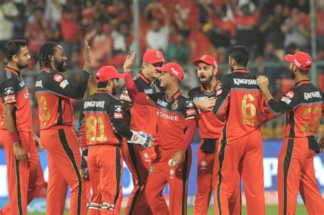 rcb all players 2017 rcb captains virat kohli knows which players will be