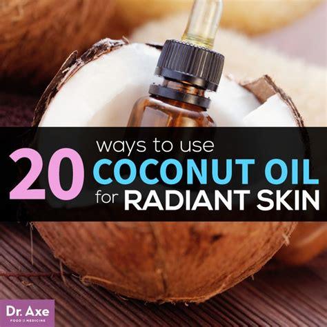secret ways   coconut oil  skin health benefits  coconut  coconut oil  skin