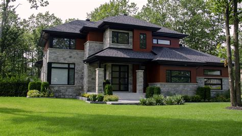 modern home design ottawa maisons paragon maisons personnalis 233 es r 233 novation