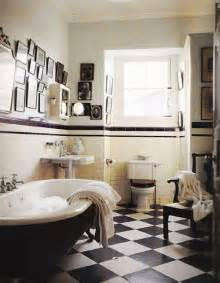 Vintage Black And White Bathroom Ideas by 71 Cool Black And White Bathroom Design Ideas Digsdigs