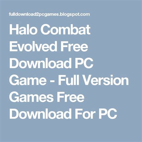 halo game for pc free download full version best 25 halo combat evolved pc ideas on pinterest
