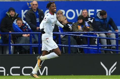 chelsea whoscored chelsea transfer news wilfried zaha could leave for right