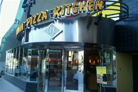 california pizza kitchen held out at the beverly center as