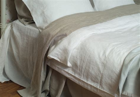bed linen for washed bed linen for even more comfort