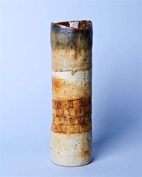 Cylinder Vases For Sale by Cylinder Vase By Alan Wallwork For Sale At 1stdibs