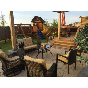 backyard creations patio furniture reviews