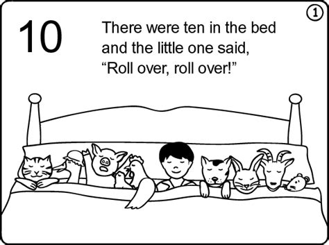 ten in the bed level 3 story ten in the bed