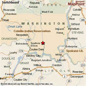 where is keller on map keller washington
