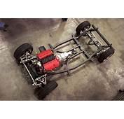 Dont Call It A Kit Car  Corvette Centrals Concept 57