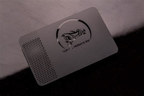 cards on the black business cards luxury printing