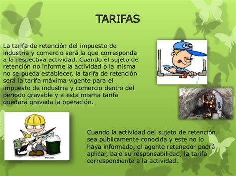 tarifa ica tarifa de ica galapa impuesto de industria y comercio ica