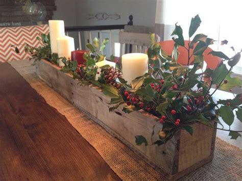 pinterest centros de mesa navidenos centro de mesa navide 241 o de palets decoraci 243 n navide 241 a
