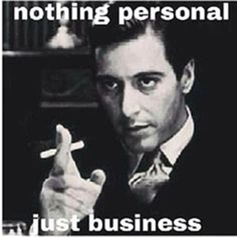 gangster film zitate michael corleone from the godfather you can t tell