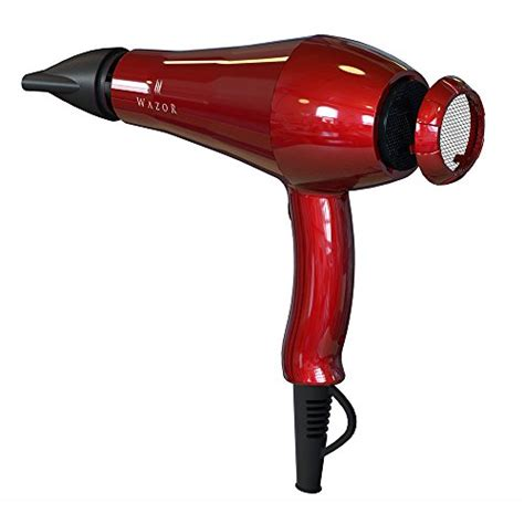 Icon Infrared Ionic Hair Dryer by Wazor Hair Dryer 1875w Ceramic Ionic Dryer Infrared