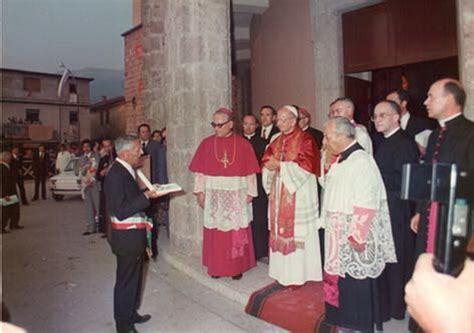 casa paolo sesto roma a 40 anni dalla visita di papa paolo vi ad aquino il