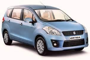 Suzuki Ertigo Autocars Suzuki Ertiga