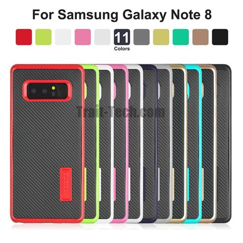 Casing Samsung Galaxy Note 8 Softcase Bumper Motif Kayu Chev 08 angibabe ultrathin carbon fiber pattern 2 in 1 shockproof pc bumper soft tpu with