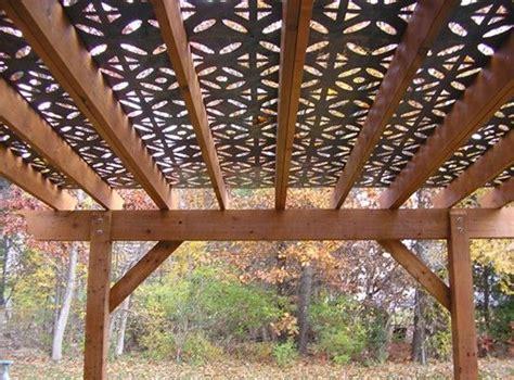 Pergola Shade Panels Pergola Shade Panels By Parasoleil Craft Ideas Pinterest