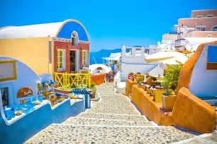 santorini the most romantic island in the world traveldigg com