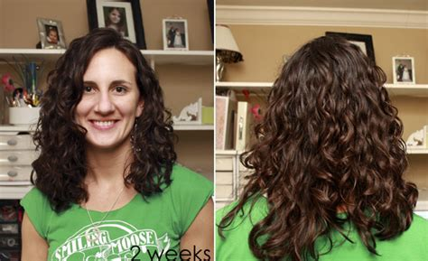 how to sleep after a perm curly girl method before and after a steed s life