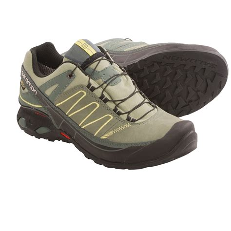 salomon hiking shoes s salomon x ltr tex 174 hiking shoes for