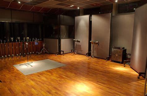 live room gobos recording studio