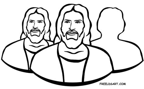 lds coloring pages holy ghost melonheadz lds illustrating holy ghost crossword 261809