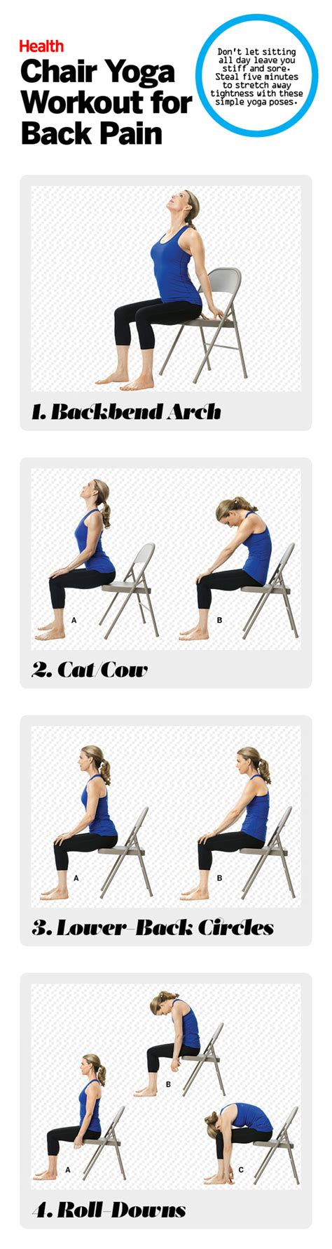 printable exercise routines for seniors the best chair yoga moves for back pain el paso back
