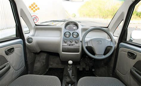 car picker tata nano interior images