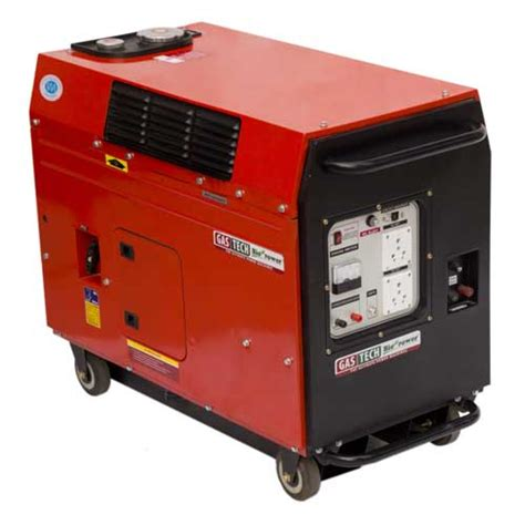 silent ge 6500 rks portable generator in india by hpm