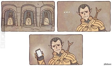 Riddle For A Door by Door Riddles Size Medium Skyrim Comics Gallery