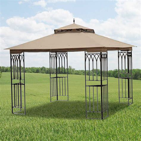 replacement canopy  steel frame  riplock