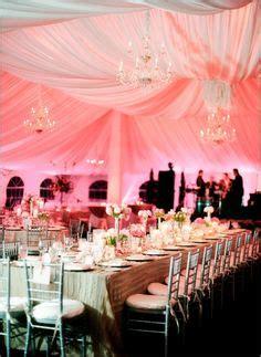 coral wedding decor on coral wedding